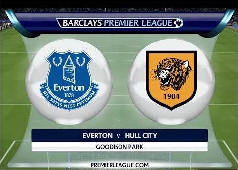 Prediksi Everton vs Hull City