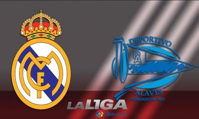 Prediksi Real Madrid vs Deportivo Alaves