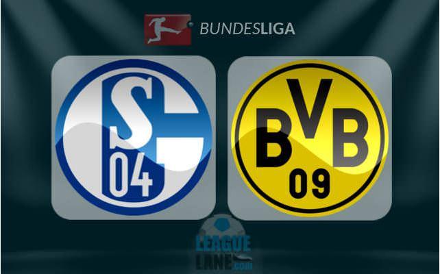 Prediksi Schalke vs Borussia Dortmund