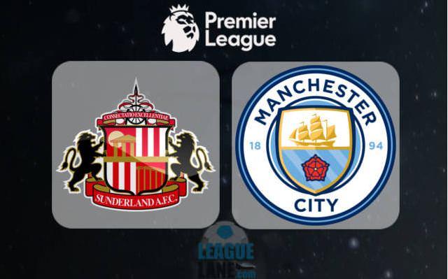 Prediksi Sunderland vs Manchester City