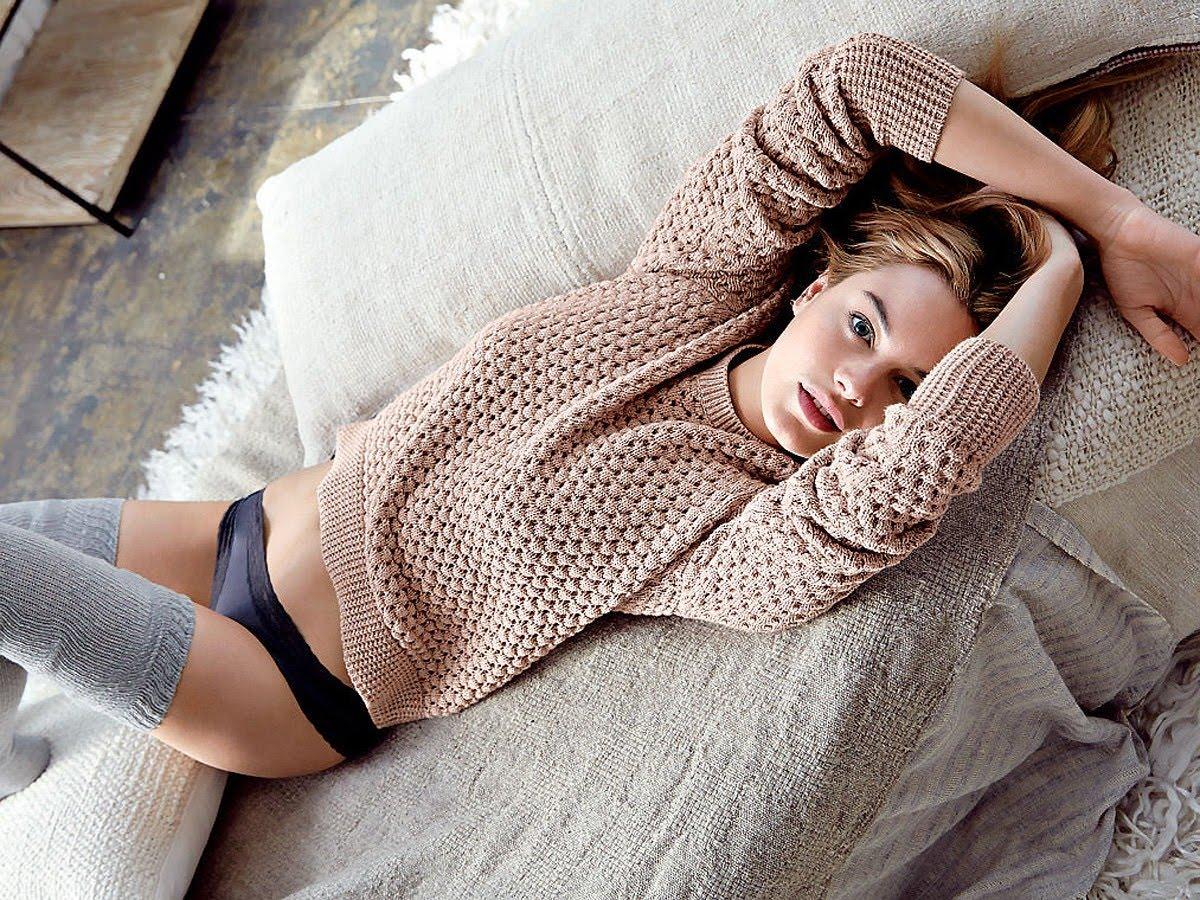 Camille Rowe Dara Pranscis Yang Seksi