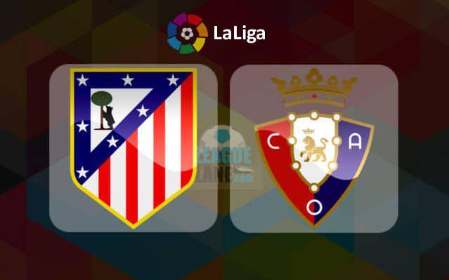 Prediksi Atletico Madrid vs Osasuna