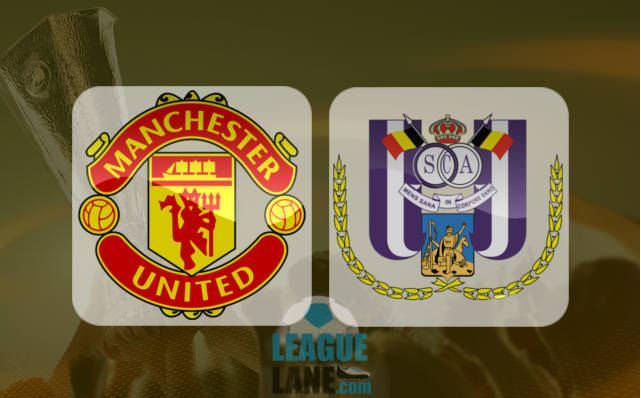 Prediksi Manchester United vs Anderlecht
