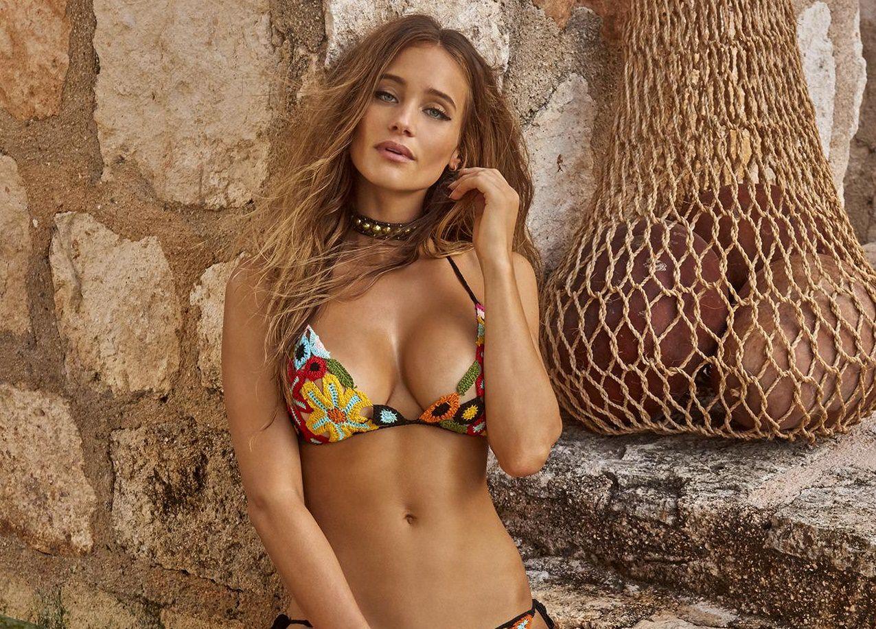 Hannah Jeter, Model Cantik Dan Seksi Istri Pemain Yankee Derek Jeter